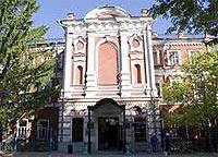 Kazan mental hospital