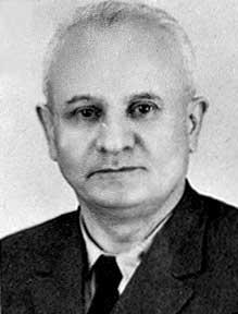 Associate professor A.M. Shklovskiy