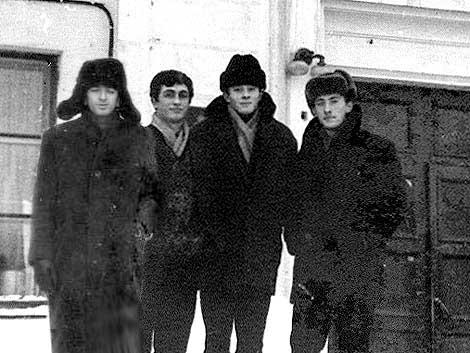 Gasanov Ilgam Riza Ogly, Datto Ibidze, Ditto Mkheidze, Oleg Syedyshev