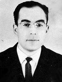 Associate professor Y.F. Khatminskiy