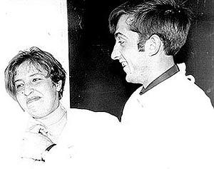 Valya Timoshenko and Oleg Syedyshev